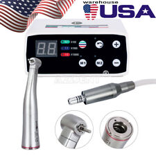 Dental Brushless Electric Motor Micromotor 15 Speed Increasing High Handpiece