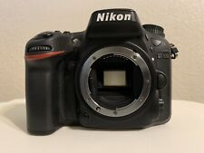Nikon D7100 24.1 MP Digital SLR Camera - Black