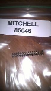 MITCHELL EXCELLENCE 20, 40 & PERFORMANCE 60 ETC BAIL SPRING. APPLICATIONS BELOW.