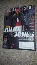 "Sports Illustrated Julio Jones ""The Best Issue"" Stafford Nov. 20-27 2017  NEW"