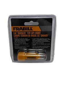 FRABILL LIL'SHINER TIP-UP LIGHT #1684 Lampe-Temoin De Bacul Lil' Shiner