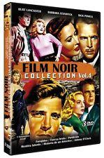 FILM NOIR COLLECTION VOL 4 - 6 Movies !!