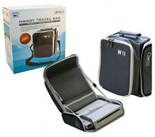 Nintendo Wii Multi-Functional Handy Travel Carrying Bag Brand New