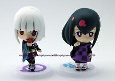 Katanagatari Togame & Nanami figure set Bakemonogatari official nishio ishin