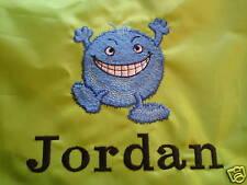 Personalised Monster School/PE/Gym/Baby/Drawstring Bag