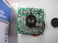 """Platinenkamera Minikamera 1/3"""" 420 TV Linien 3,6 mm Objektiv"""