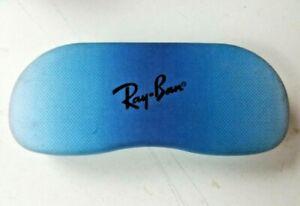 Ray-Ban Gradient Aqua Blue Turquoise Sunglasses Case hard shell