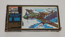 Vintage Model Kit Hasegawa Minicraft Messerschmitt Bf 109G 1/72 R10647
