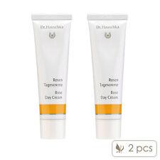 2 PCS Dr. Hauschka Rose Day Cream 30ml x2= 60ml Face Moisturizers #9310_2