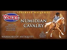 28mm Numidian Cavalry By Victrix, Hail Caesar, Swordpoint Ancients