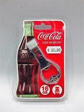 USB Memory 16GB Metal Coca-Cola