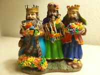 The Three Kings SC66 figure The International Santa Claus Nicaragua No Box