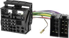 Vw Quadlock Car Stereo Wiring Harness Headunit connector Loom Lead 2002 On