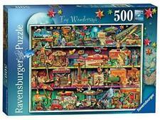 Ravensburger Aimee Stewart Toy Wonderama Jigsaw - 500 Pieces