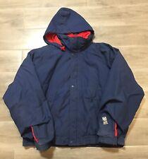 Vintage 90's HELLY HANSEN Helly Tech Waterproof Outdoors Ski Jacket Size XL