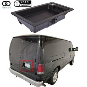 Tag Bracket For Ford Van E350 E250 E150 Rear Cargo Door Handle & License Plate