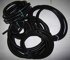 "1/4"" 3/8"" 1/2"" 5/8"" 3/4"" Split Wire Loom Conduit 5 Ft ea Polyethylene Tubing 25"