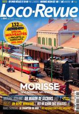 Loco-Revue N°884 - Morisse (03/2021)