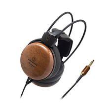audio-technica Maestoso sealed headphone wood housing high reso ATH-W1000Z
