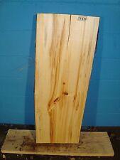 """# 7315 poplar Live Edge Slab lumber craft wood 44""""L 16 3/4""""W 1 7/8""""T"""