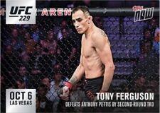 2018 Topps NOW Tony Ferguson Defeats Anthony Pettis Second-Round TKO UFC 229-2