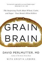 Grain Brain: The Surprising Truth about Wheat, Car