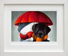 Doug Hyde Showered With Love Framed Limited Edition Print