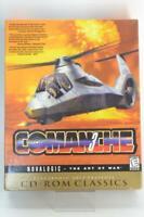 Comanche 3 CD Rom Classics NovaLogic The Art of War {B139}