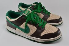 Nike Dunk Low 6.0 Overcast/Pine Green 314142-331 Size 7.5US SB