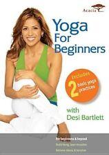 Yoga for Beginners 0054961811496 With Desiree Bartlett DVD Region 1