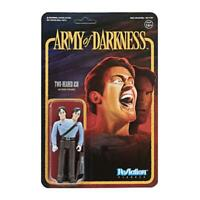Super7 Army of Darkness Two-headed Ash ReAction Figure