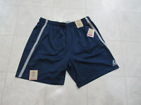 NWT Reebok Mens Shorts-Dk.Blue with Gray Stripes on the leg-Size-XL-MSRP-$35.00