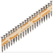 Paslode 1.5 x .148 in Collated Framing Nails 3000 Pack Nail Gun Nailer 30 Degree
