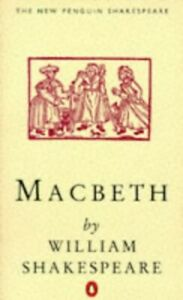 Macbeth (New Penguin Shakespeare S.) by Shakespeare, William Paperback Book The