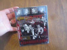 RESERVOIR DOGS  BLU-RAY MONDO STEELBOOK BRAND NEW FACTORY SEALED SLIPCOVER