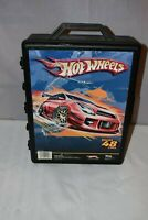Rare Hot Wheels 48 Car Carry Case 2007