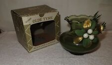 """Vintage Bayberry """"Olde Tyme"""" Scented Candle"""