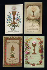 lotto santini-holy cards lot-lot images pieuses-konvolut heiligenbildichen 2431