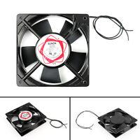 1x AC 220V~240V Metal Ventilateur Refroidissement 12025S 120x120x25mm 0.1A New