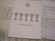 Celtic FC Memorabilia objet-PLC rapport annuel pour l'exercice terminé Le 30th juin 2016