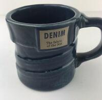 Novell The Fabric Of The Net Denim Mug