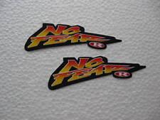 Sticker Adhesivo no fear motorradcross racing moto sport Biker mc Race GT FX