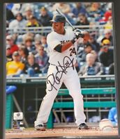 Pedro Alvarez signed Pittsburgh Pirates 8x10 photo MLB GX15338 STICKER COA ONLY!