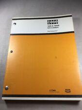 Case 1845 & 1845S Uni-Loaders Parts Catalog