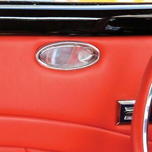 Universal Door Handle Cut Off Lever Kit hot rod truck Classic reto Car Chevy GM