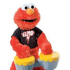 Let's Rock Elmo by Hasbro Sesame Street With Drums