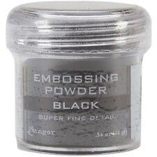 Ranger - Super Fine Detail - Emb. Powder - Black