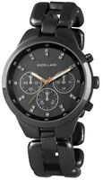 Excellanc Damenuhr Anthrazit Titan-Look Chrono-Look Analog Metall X151071100004