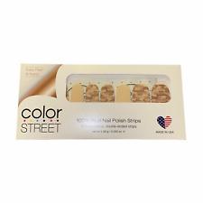 Boot Camp Color Street Nail Strips - Rare, Retired, Unicorn, HTF