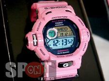 Used Casio G-Shock Riseman Pink Dolphin Whale Men's Watch GW-9200KJ-4JR